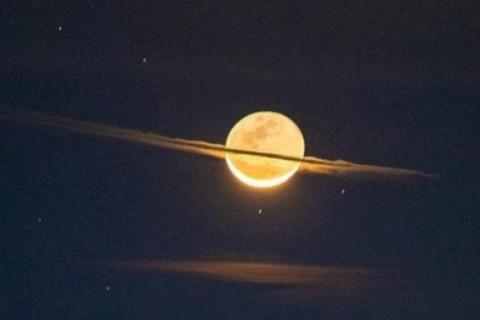 Ученые обнаружили в космосе вторую Луну