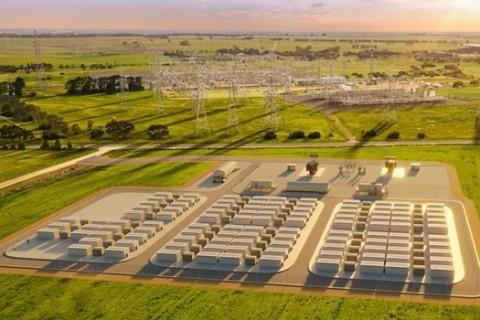 В Tesla заявили,что построят в Австралии гигантскую батарею