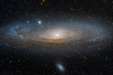 Ученые нашли скрытую материю во Вселенной
