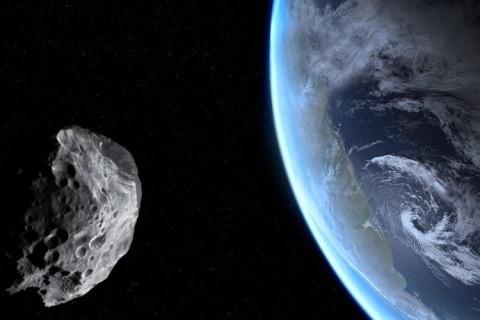 Астероид рекордно сблизился с поверхностью Земли