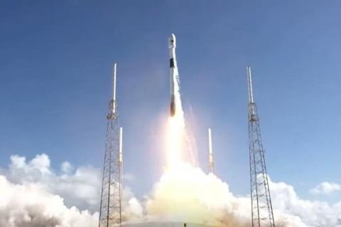 SpaceX для изучения океана вывела на орбиту спутник