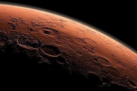 Марсоход Curiosity нашел на Марсе следы наводнения