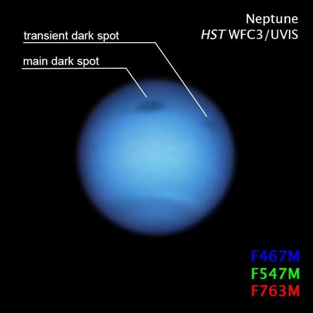 Гигантский шторм на Нептуне ввел в ступор всех ученых