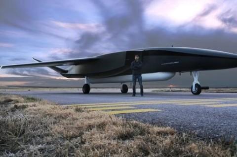 Американская компания создала самый большой дрон в истории