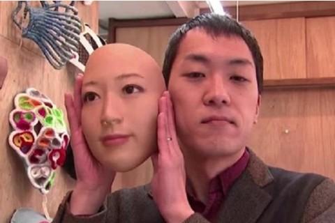 Реальные лица: в Японии создали необычные маски