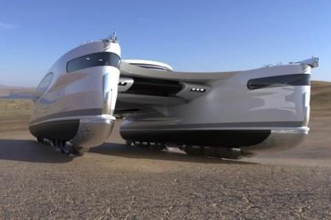 В Италии создали первую в мире яхту на солнечной энергии
