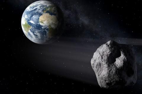Близкий подход: к Земле приближается астероид