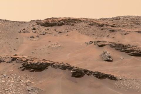NASA предложило всем желающим сделать фото на Марсе