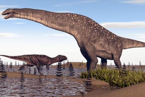 В Аргентине нашли останки старейшего огромного динозавра