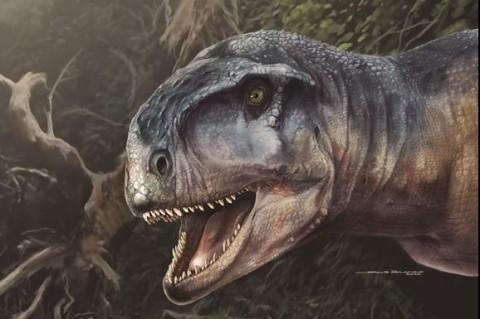 Вызывающий страх: ученые нашли новый вид динозавтра, являющегося