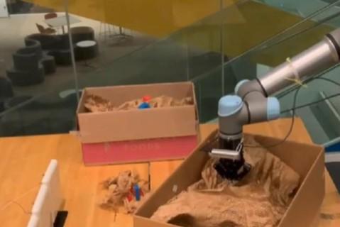 В США научили робота искать вещи