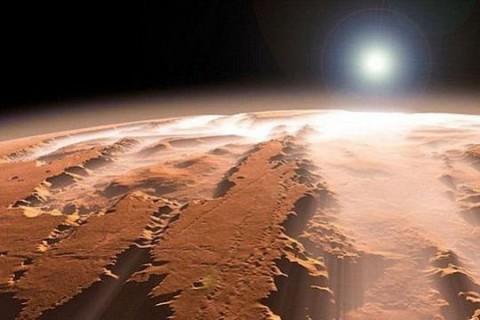 Вертолет NASA успешно приземлился на Марс