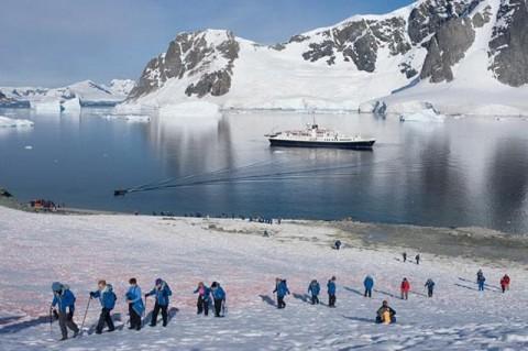 Британские ученые заявили о предполагаемой катастрофе, которая может случиться в Антарктике
