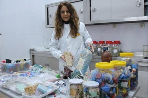 В Черном море ученые выявили загрязнение микропластиком