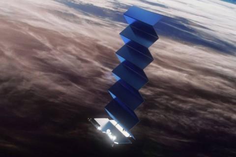 Starlink едва не столкнулся с британским спутником