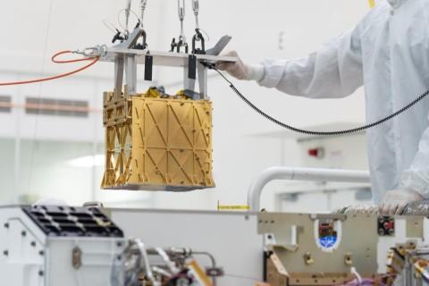 Марсоход NASA впервые смог преобразовать кислород на Красной планете