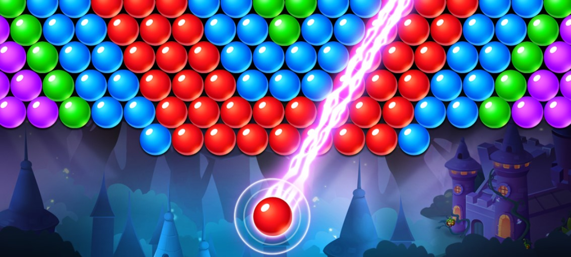 История игр бабл шутер (Bubble Shooter)