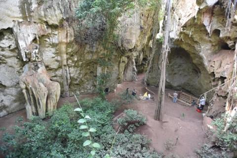 В кенийской пещере нашли самое древнее захоронение людей