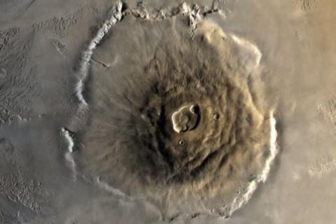 Ученые нашли доказательство того, что вулканы на Марсе до сих пор действуют