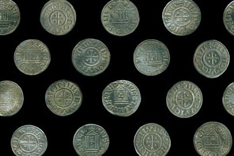 В Польше нашли уникальные королевские монеты