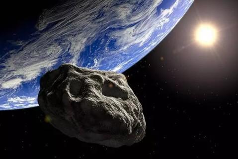 Сегодня над Землей пролетит огромный астероид