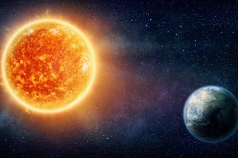 Астрономы обнаружили две гигантские экзопланеты вокруг звезды, похожей на Солнце