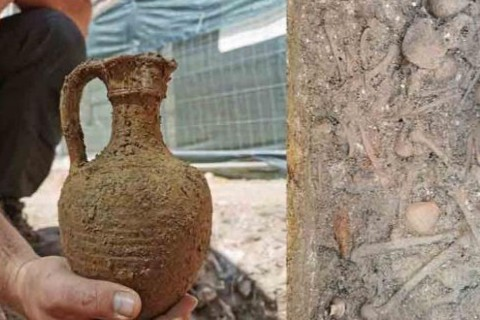 В Хорватии археологи обнаружили древний некрополь
