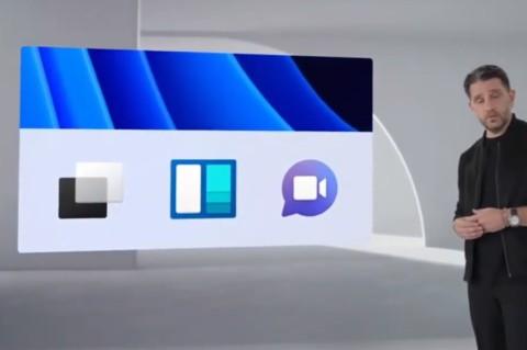 В Microsoft показали как будет выглядеть Windows 11