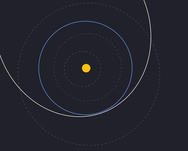 Вдвое больше знаменитого Биг-Бена: к Земле летит огромный астероид