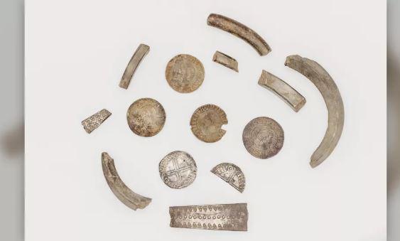 В Великобритании полицейская случайно нашла древний клад викингов