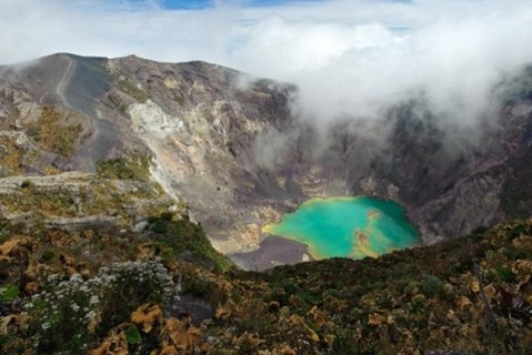 Ученые выяснили, как люди выжили при разрушительном извержении вулкана Тоба