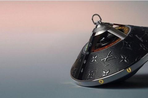 И колонка, и сумка: Louis Vuitton представил новый гаджет в стиле НЛО