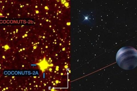 Ученый открыл экзопланету, находящуюся ближе всего к Земле и она в шесть раз больше Юпитера
