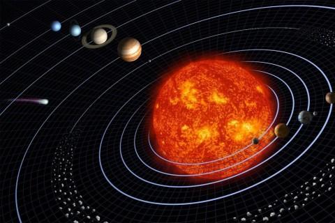 В сети показали первые фото ближайшей к Земле планеты за пределами Солнечной системы