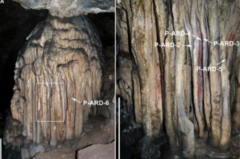 В Испании нашли уникальные рисунки неандертальцев