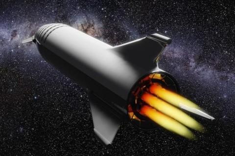 Американская компания начала продавать билеты в космос: названа цена