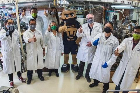 В Мексике создали защитную маску, уничтожающую коронавирус