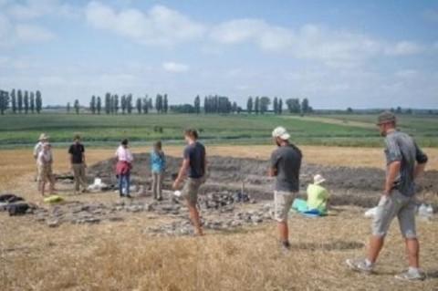 Археологи нашли в Черновицкой области поселение времен Римской империи