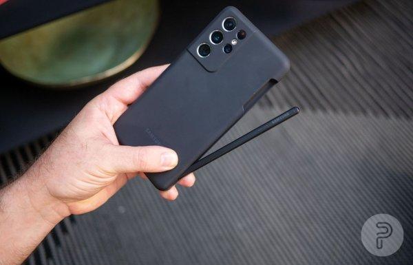 Стилус Samsung S Pen: расширь границы возможностей своего смартфона