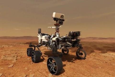 Марсоход Perseverance ищет место для временной парковки: что произошло
