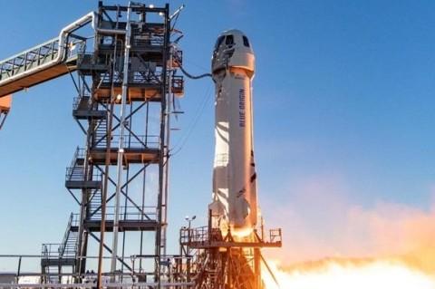 Blue Origin рассказали, когда состоится новый туристический полет в космос