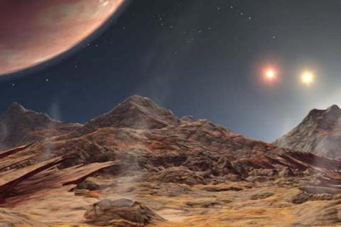 Астрономы нашли систему, в которой есть три солнца одновременно