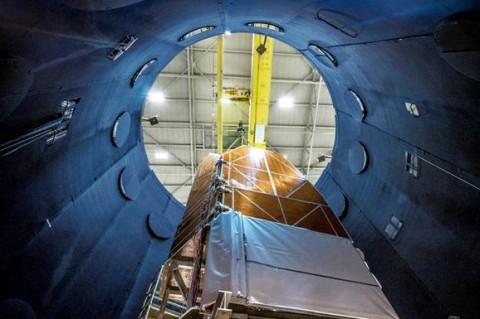 В NASA создали телескоп, чтобы изучать темную материю