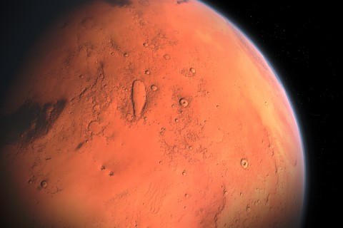 В NASA рассказали о существовании жизни на Марсе